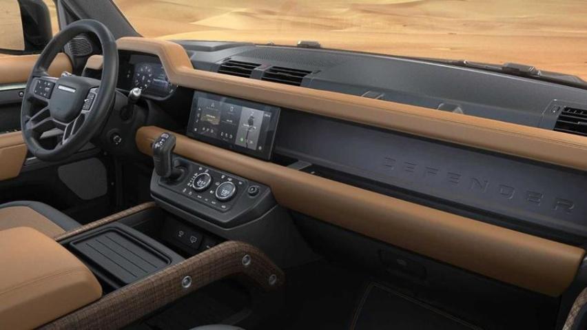只为面子!路虎卫士2.0T汽油版仅需66万!比奔驰G350香