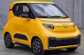 造小车上瘾了?五菱全新两座电动车曝光,售价提升