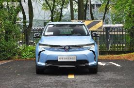 试驾别克微蓝7纯电SUV 高品质/高配置惊喜不断