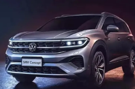 2021上海车展,三款大众新车抢先看