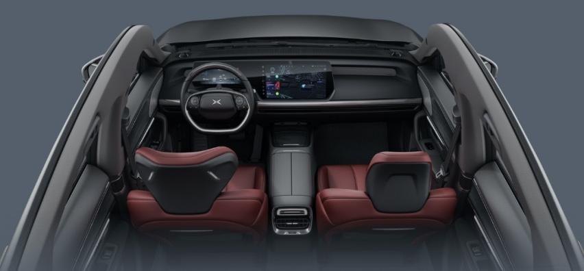 智跑思维,豪车气质,一台用精神与用户对话的车