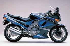 600cc排量经典摩托车回顾-1,雅马哈川崎本田竞争
