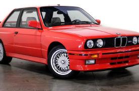 保罗·沃克的宝马M3拍卖 售价13.7万欧元起