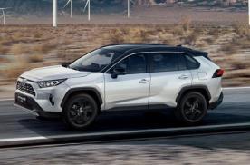 2020全球SUV销量前10:丰田RAV4夺冠 途观第三
