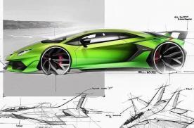 混动续命V12,插电不考虑,Aventador继任者信息曝光