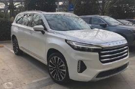 奇瑞全新旗舰SUV!星途VX现身,长轴距配7座,叫板汉兰达