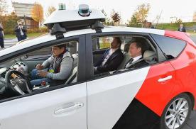 乘坐无人驾驶汽车会晕车吗?