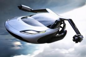 2021年上海车展,吉利飞行汽车,凯迪拉克第一辆电动汽车