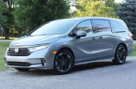 新款奥德赛北美上市,3.5升V6+10AT