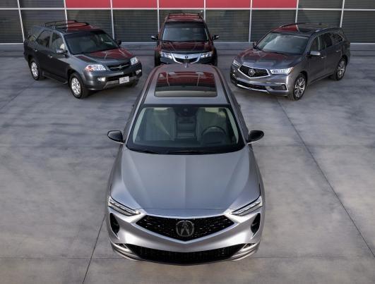 最帅的日系SUV非它莫属!新一代MDX,讴歌最贵车型来了