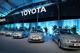 国内销量增长30.4%,丰田欲在今年取代大众霸主地位?