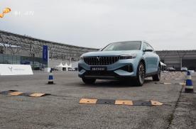 岚图FREE高能赛道挑战营驾临山城 带来性能级电动SUV新体验