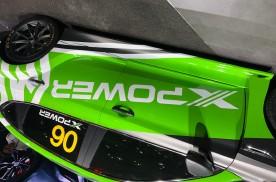 MG6 XPOWER TCR上海车展全球首秀售价10万欧元