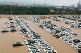 广汽本田工厂大批新车泡水,厂家最终会如何处理?官方回应来了