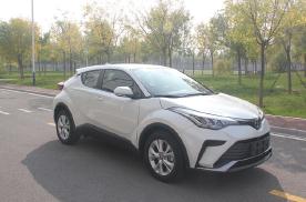 新款一汽丰田奕泽IZOA 还有混动版车型