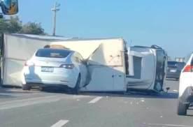 又是自动辅助驾驶惹的祸? 浅谈特斯拉 Model 3 撞货车