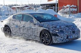 竞争Model S 奔驰EQE将9月德国慕尼黑车展全球首发