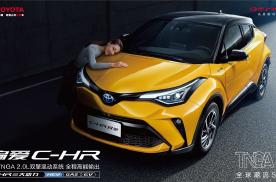潮流物种再进化,广汽丰田全新C-HR正式上市