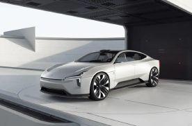极星发布纯电动4门GT轿车,气质不输保时捷,这就是未来?