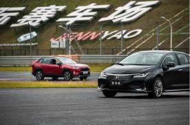 刚上市的亚洲狮和荣放双擎E+ 为何将赛道作为首秀场?