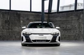 奥迪e-tron GT跑车将于3月1日国内亮相