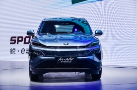 小型纯电动SUV东风本田M-NV正式上市