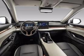 轴距超过2米7,10万出头买高品质SUV,这3款是性价比之选