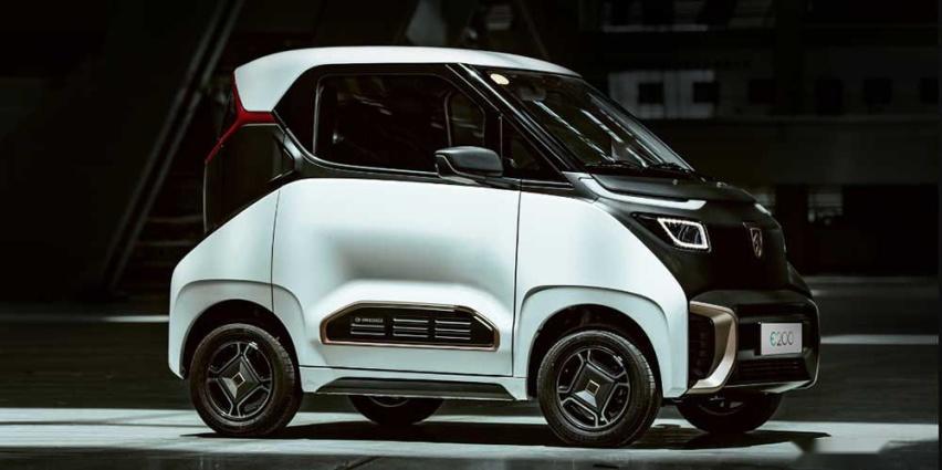 这些国产纯电动车不到十万元 上下班不限行