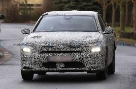 最快4月发布 全新雪铁龙C5谍照曝光 将成品牌旗舰轿车