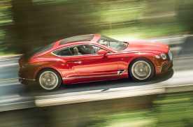 【菲常快讯】有钱人的生活就是这么枯燥,新款宾利欧陆GT