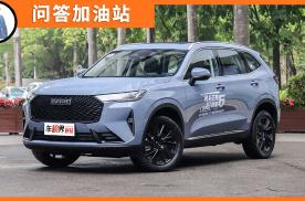 15万预算选SUV,销量大王哈弗H6