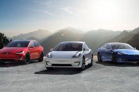 数据证实,二手特斯拉比其他车型卖得更快