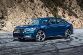 2020款美版帕萨特,全新轮毂造型+6AT,16.2万起售