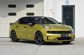 最成功的中国豪华品牌车型,为什么会是领克03?