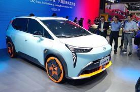广汽埃安Aion Y将于3月预售 4月正式上市