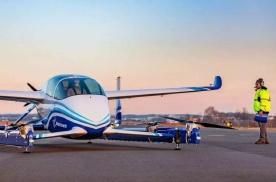 波音将与保时捷合作研发电动飞行汽车