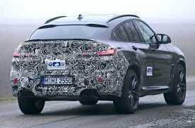新车|新款宝马X4将于明年亮相