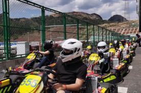 赛车新闻|走进全国第一个建在服务区的国际标准卡丁车赛场