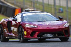 旋风来袭,迈凯伦GT将再次成为英国GT锦标赛的安全车