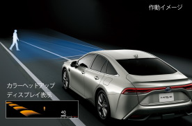 Level 2自动驾驶上身,丰田Mirai、雷克萨斯LS率先