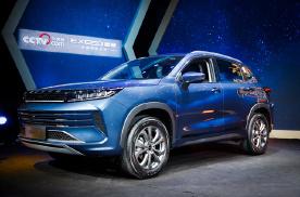 让更多消费者拥抱高价值,星途LX 1.5T车型正式上市!