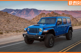 Jeep牧马人Rubicon 392售价公布,搭V8发动机