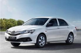 买一台轿车能有多便宜?看看新款比亚迪F3吧
