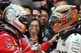 闲话F1:何时才能各就各位?