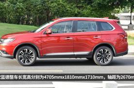 20万买探岳不如买这日系SUV,7座大空间,配置高带四驱