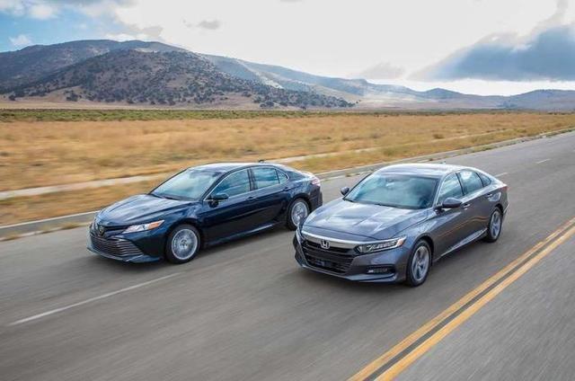 2020年1月轿车销量排行,帕萨特终于栽跟头了?