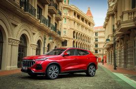 动力、智能、颜值火力全开,10万级SUV你想要的长安欧尚X5