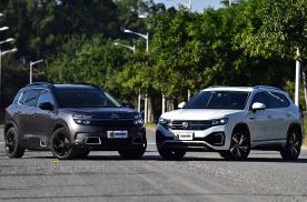 试驾两款欧洲血统混合动力SUV 车市再度上演新欧陆风云
