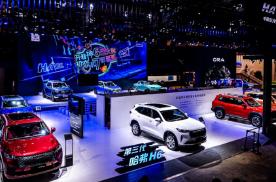 从北京车展看长城汽车全新平台 未来提升用户体验的技术都在这儿