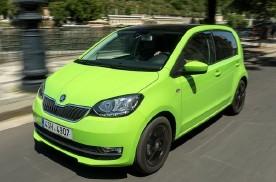 最便宜斯柯达小车Citigo将告别历史舞台,电动车版本恐跟进